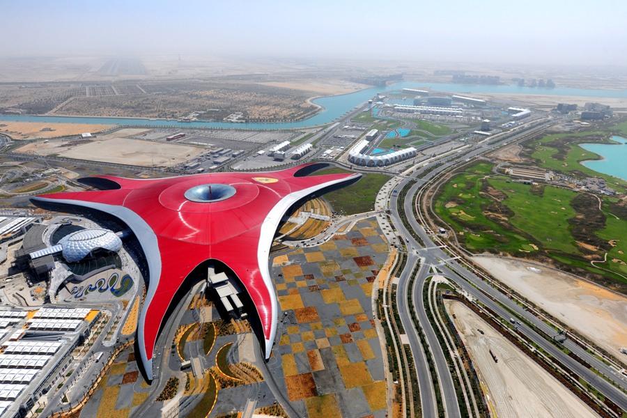 Dubai Abu Dhabi with Ferrari World 4 Nights / 5 Days